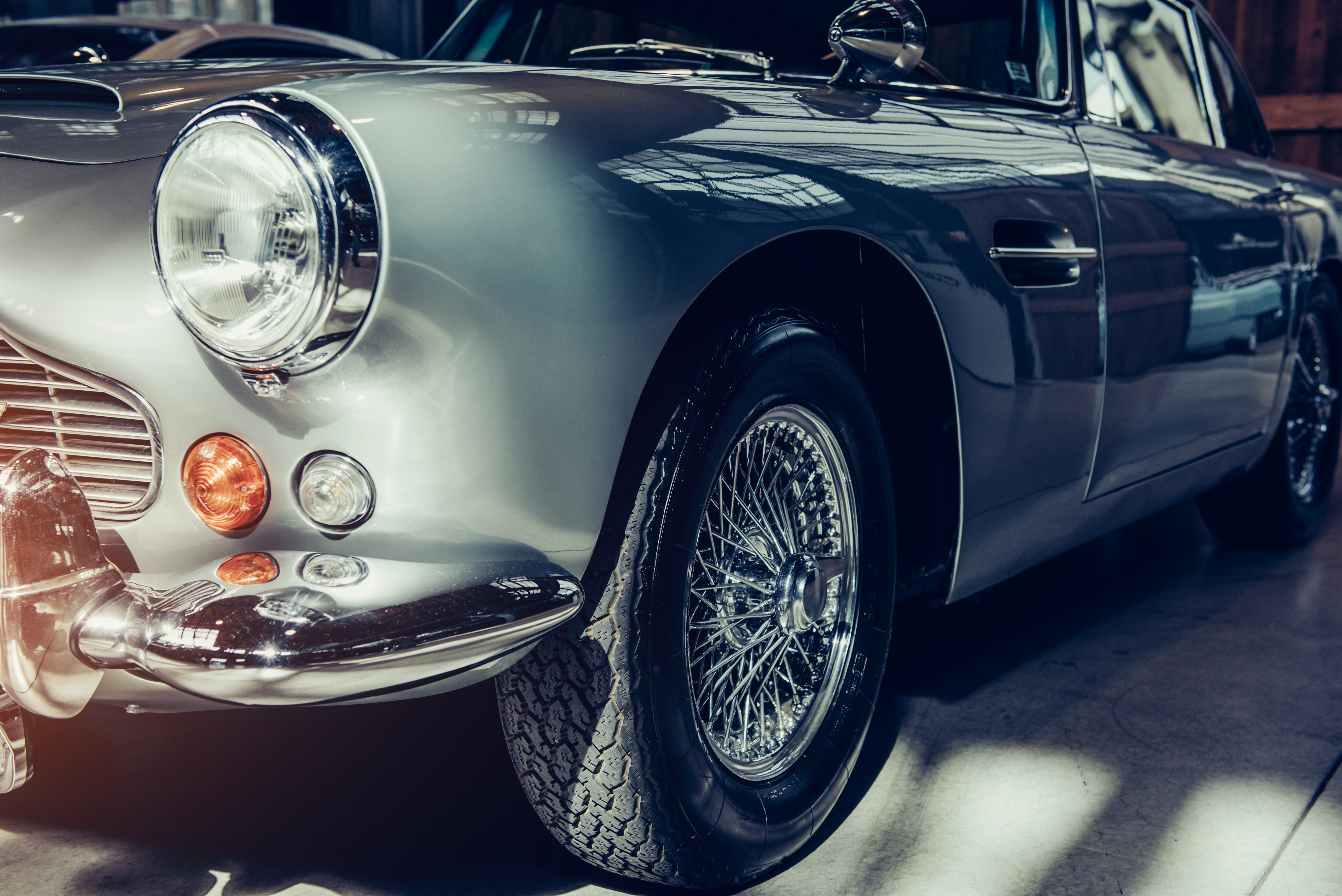 Classic Car Insurance | Coburn Insurance Brokers